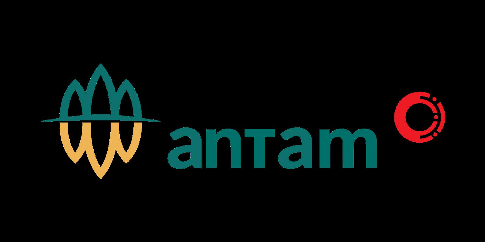 Logo Antam Format PNG