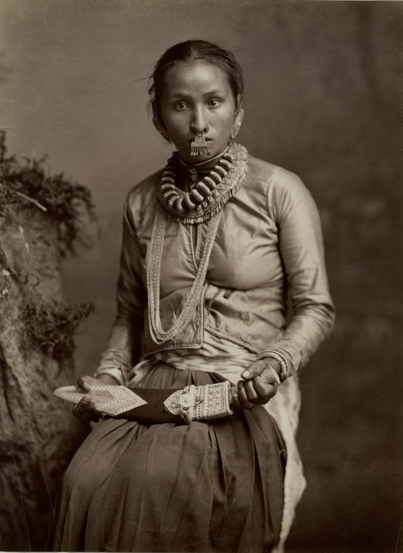 Woman+with+Nose+Ring+and+Nepalese+Kukri+-+1880%2527s.jpg