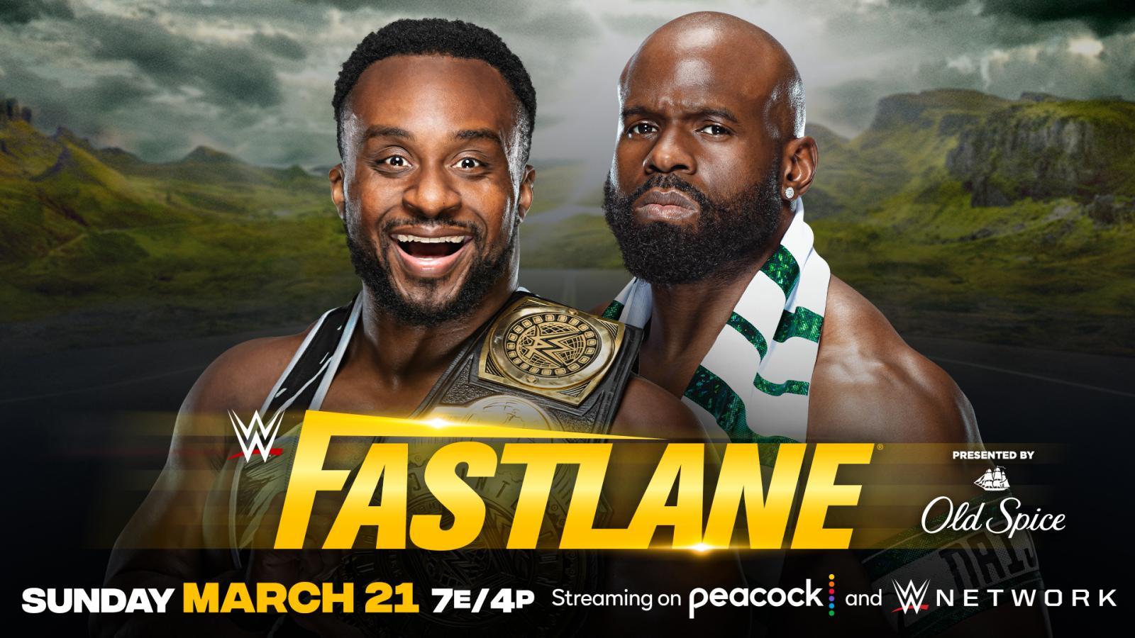 Intercontinental Championship Match é anunciada para o WWE Fastlane
