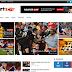 قالب SportsMag الإحترافي لمدونات بلوجر
