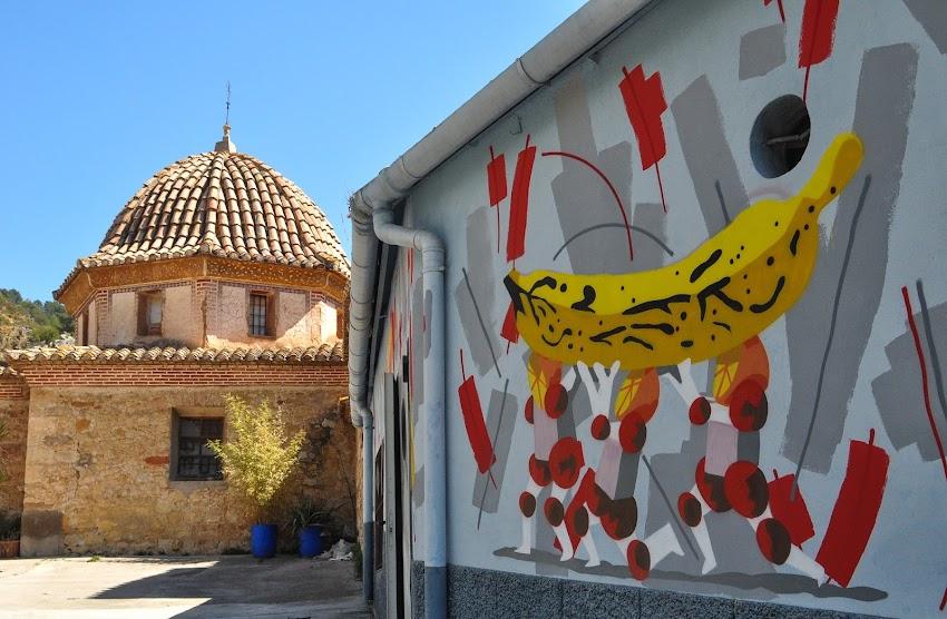 FANZARA, la capital del graffiti.