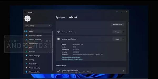 Cara Berpindah Channel di Windows 11