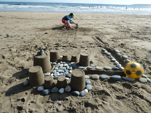 holidays in Cornwall, summer holidays with kids