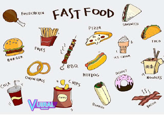 Cara Menurunkan Berat Badan Tanpa Olahraga Dengan Berhenti Makan Fast Food