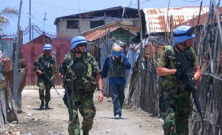 Cascos azules de la ONU dejan más de 260 hijos tras violaciones masivas en Haití