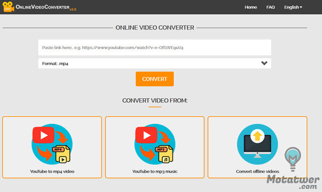 تحويل فيديو من اليوتيوب الى صوت فقط اونلاين