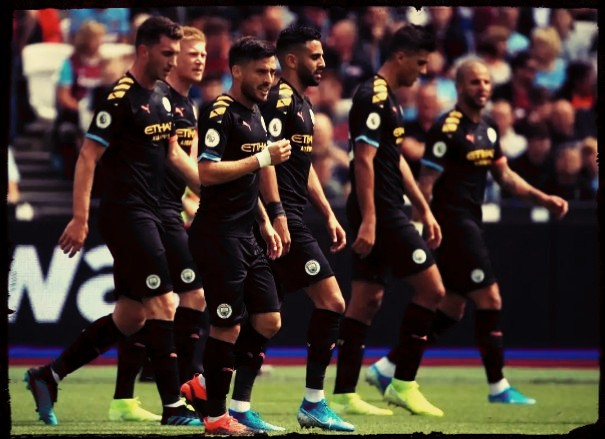 EPL: Manchester City Secures Win Against West Ham