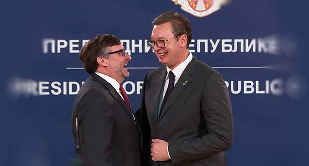 #Vučić #Palmer #Izdaja #Kosovo #Metohija #kmnovine