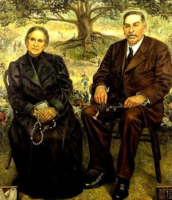 Resultado de imagen para mis padres pinturas