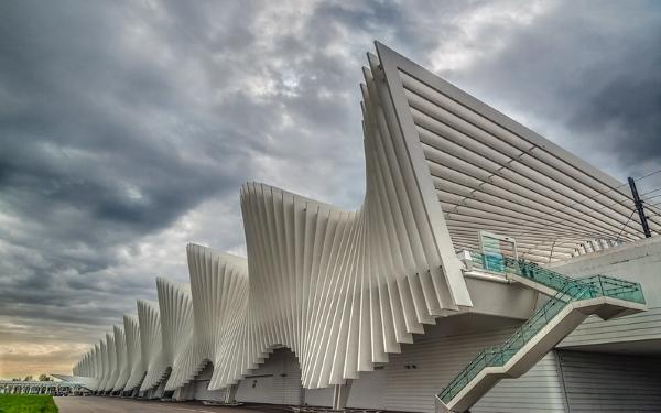 alta velocità-stazione reggio emilia-calatrava