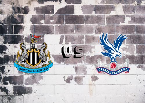 Newcastle United vs Crystal Palace  Resumen