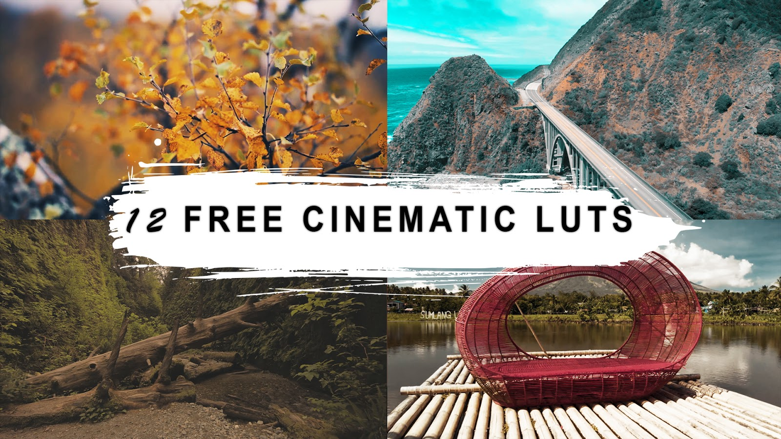 free download cinematic color  luts