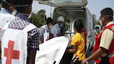 Kematian Driver WHO Myanmar