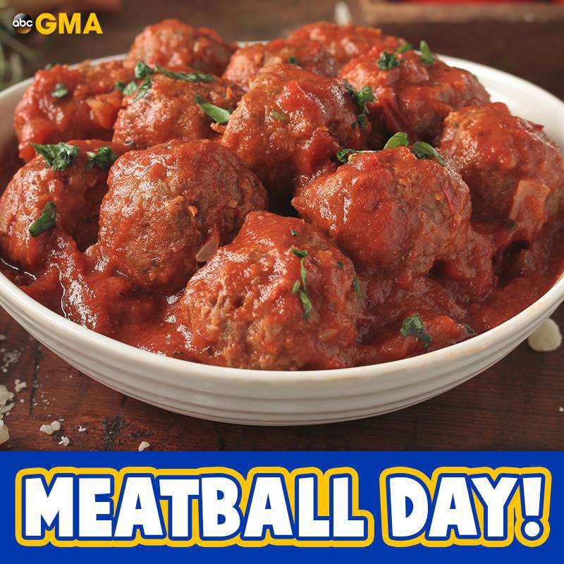 National Meatball Day Wishes Unique Image