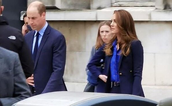 Kate Middleton wore a duchess wool blazer from Smythe. The Duchess of Cambridge has been involved for the Pride of Britain Awards event