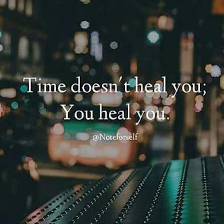 Only You Can Heal You