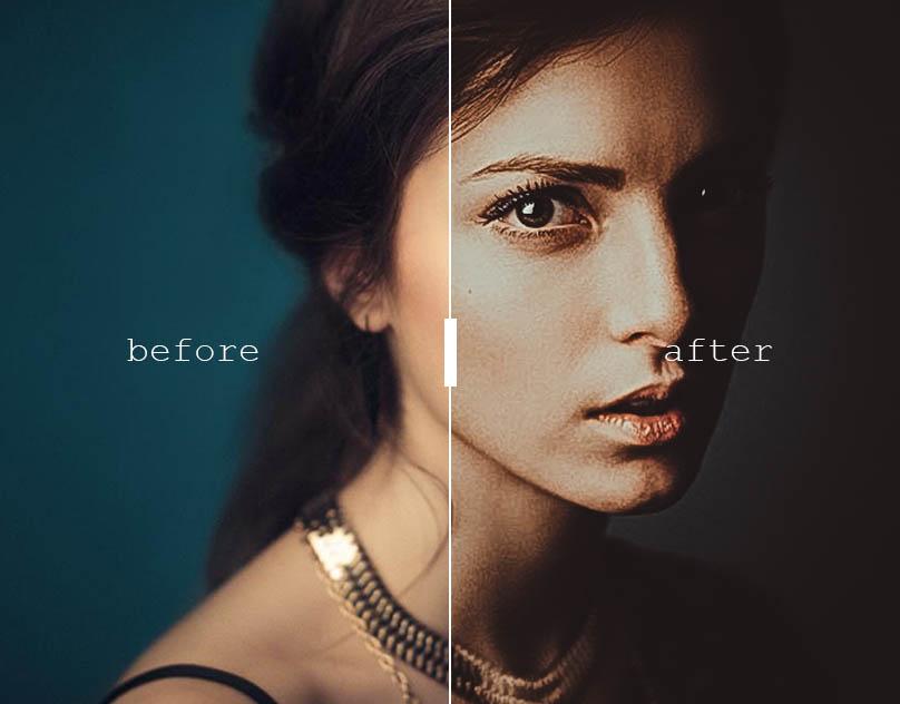 10+ Free Beauty Vintage Preset for photoshop- 2020 | asm arif presets