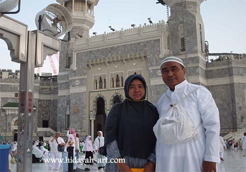 Ibadah haji seperti traveling