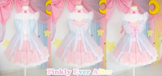 Great coordination item for fairy kei and cult party kei ☆ Be creative with layering and mix&match ★