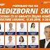 Poziv na skup Demokratske fronte - Gostima će se obratiti i kandidat za člana Predsjedništva Željko Komšić
