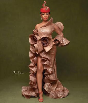 BBNaija Nina Ivy fashion and style looks