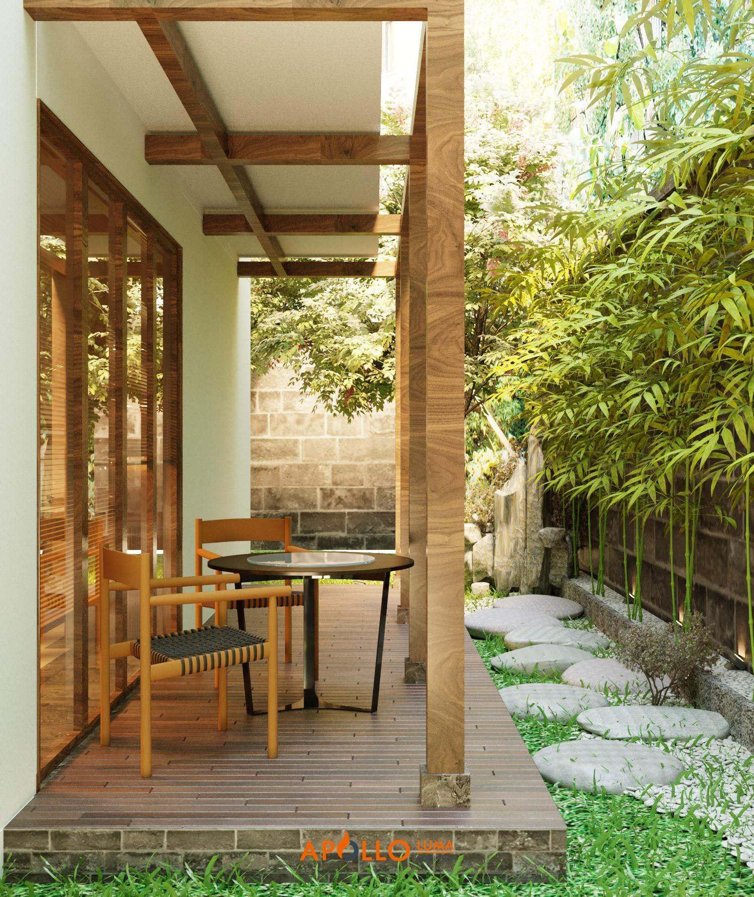 Thiết kế biệt thự nhà vườn tại Đông Anh