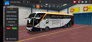 Download png livery citra indah