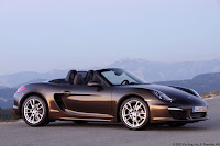 2013 Porsche Boxster Basic Official Source Original All-New Model Generation Convertible Cabriolet Cabrio Mid-Range type typ 988 981 image picture press media photo hi resolution