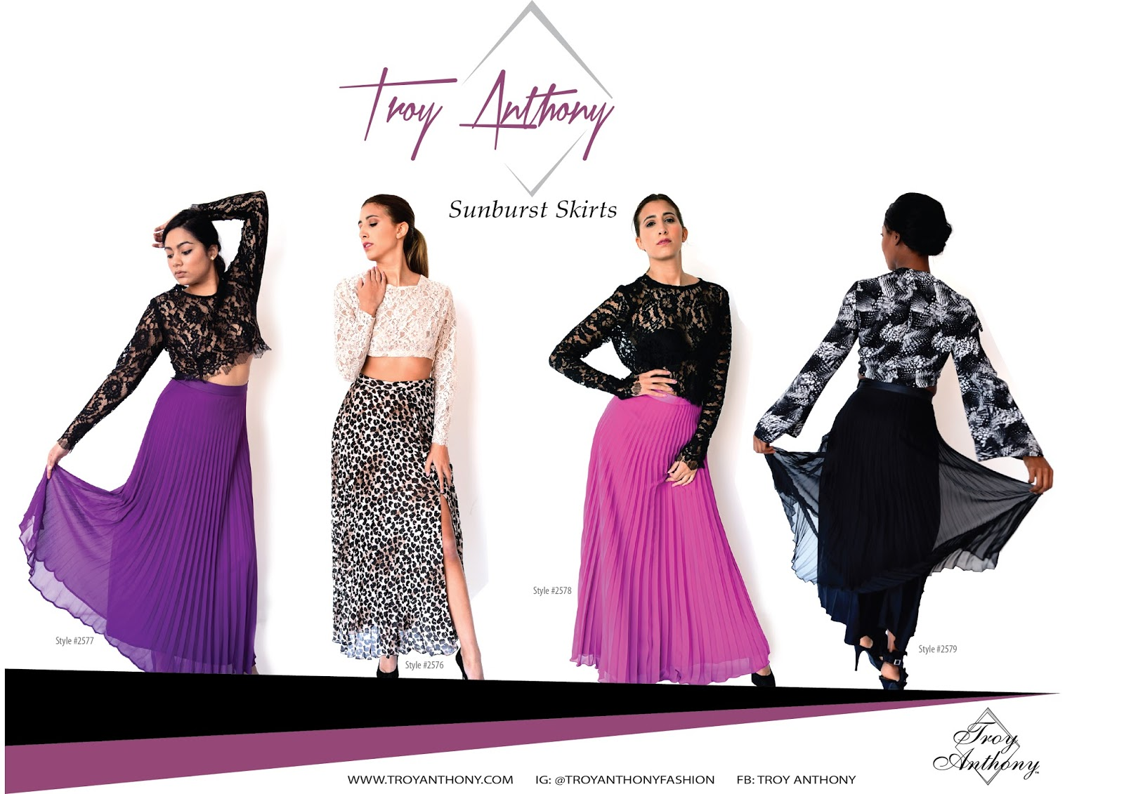 Interview Fashion Designer Troy Anthony Culture Of Venus