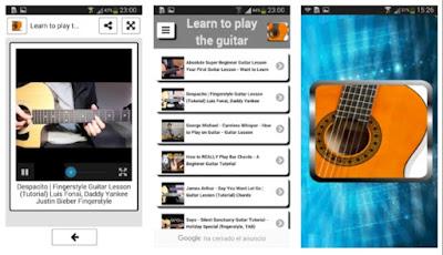 تحميل تطبيق تعلم العزف على الجيتار