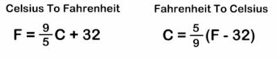 Como converter de Fahrenheit para Celsius em C++