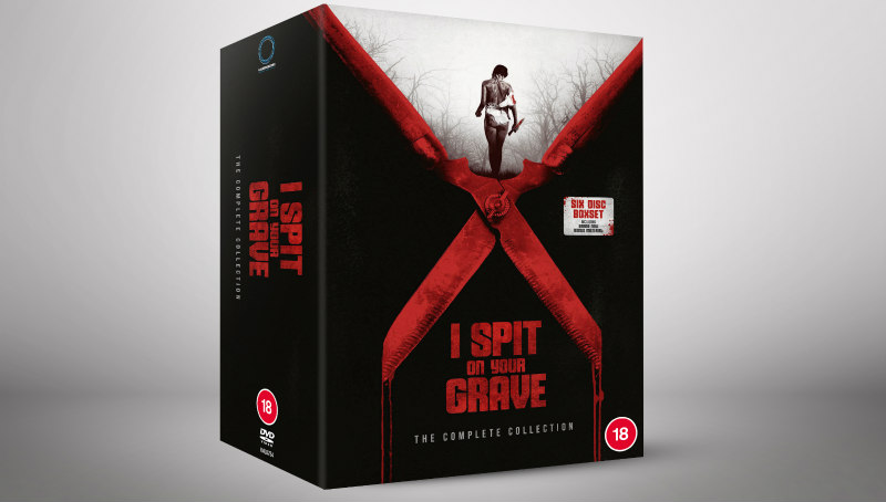 I Spit on Your Grave complete collection