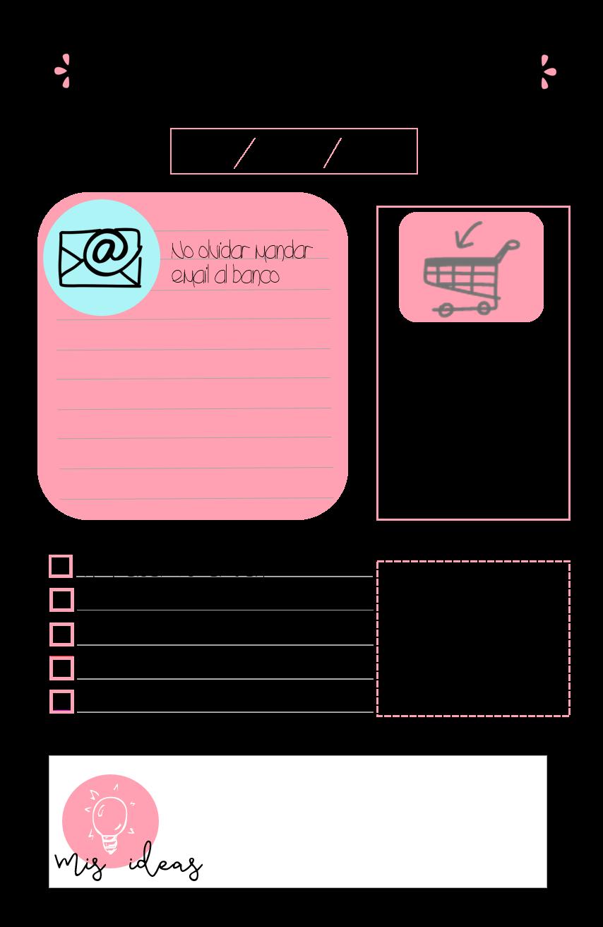 Agenda 2017 pdf descargar gratis imprimibles - Agenda imprimible 2017 ...
