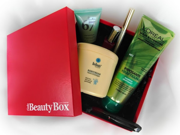 Gala Beauty Box Oktober 2014