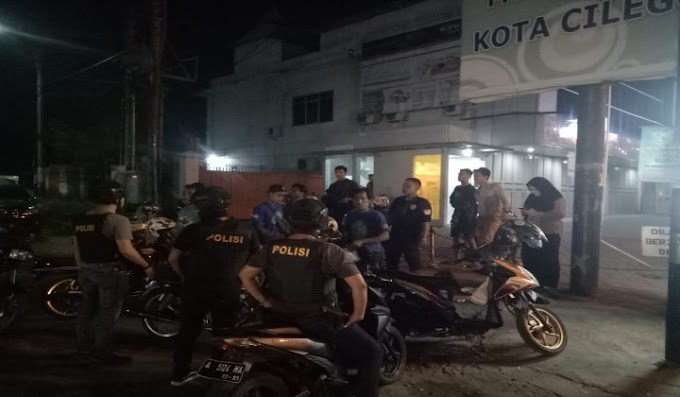 Antisipasi Gangguan Kamtibmas, Tim Jawara Polres Cilegon Laksanakan Patroli Tempat Rawan Kejahatan