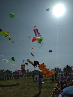 International Kite Festival 2018 Pangandaran