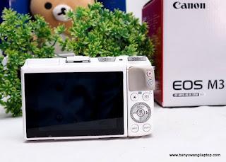 Jual Canon EOS M3 Bekas - Banyuwangi