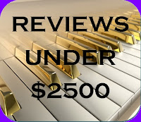 Digital Piano Reviews Under $2500