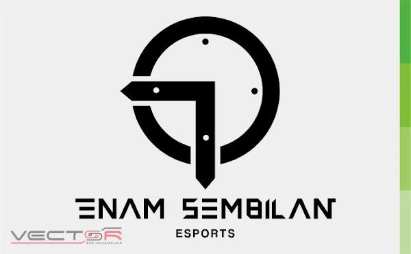 Enam Sembilan Esports Logo - Download Vector File CDR (CorelDraw)