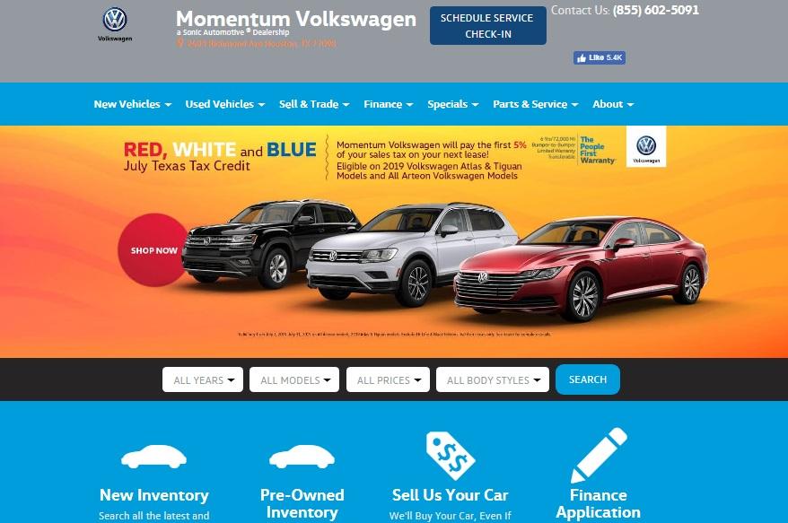Top 10 Best Volkswagen Dealership in Houston, TX