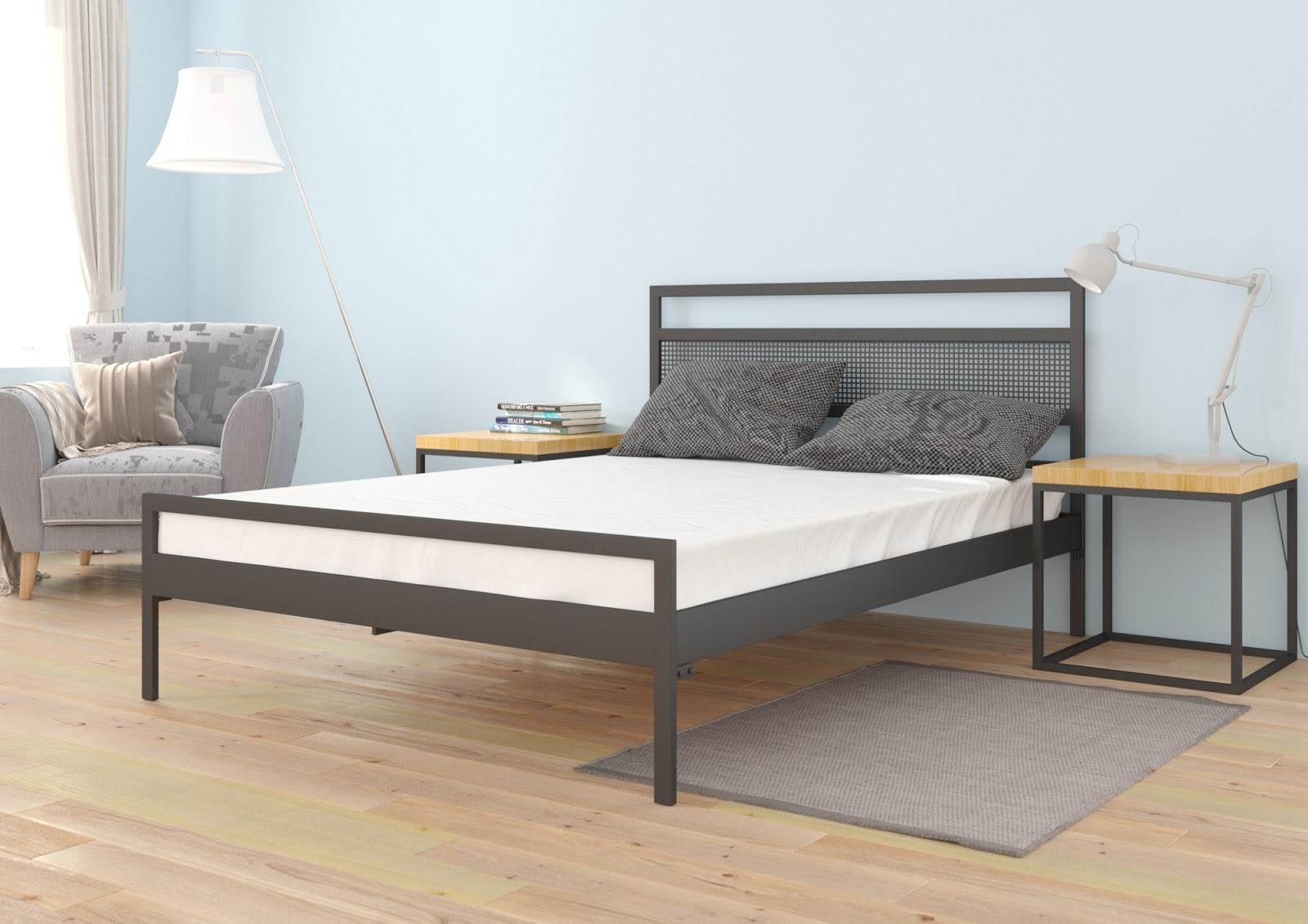 Łóżko metalowe wzór 42 – kolejna nowość od Lak System