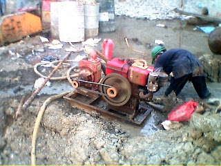 soil nailing ground anchor grouting