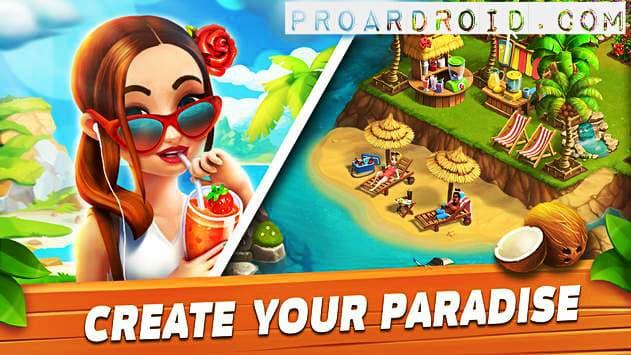 لعبة Funky Bay – Farm & Adventure v20.313.0 كاملة للأندرويد (اخر اصدار) logo