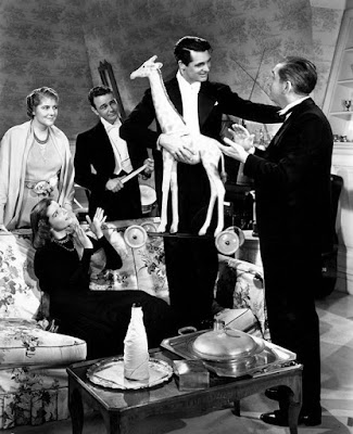 Holiday - Katharine Hepburn, Cary Grant, Edward Everett Horton, Jean Dixon, and Lew Ayres