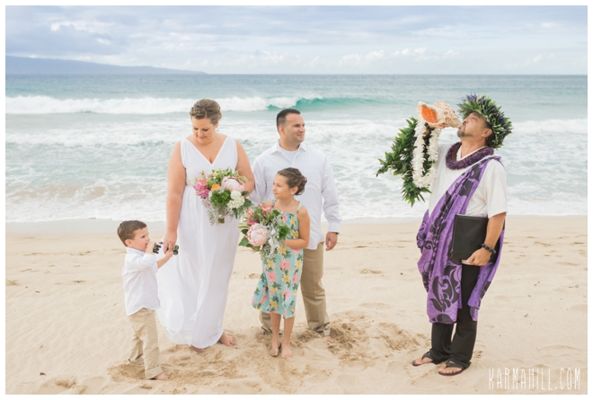 Maui Beach Wedding Photographers