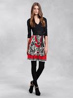 2012 İlkbahar Yaz Bayan Elbisesi Desen Trendleri