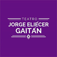 LOGO Teatro Jorge Eliecer Gaitan (Santa Fe)