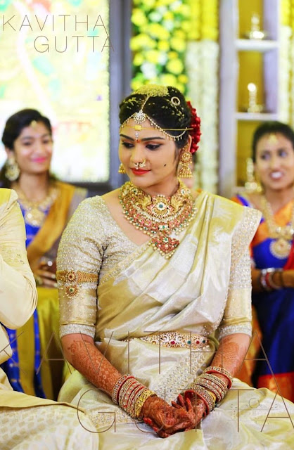 Kavitha Gutta Daughter Wedding