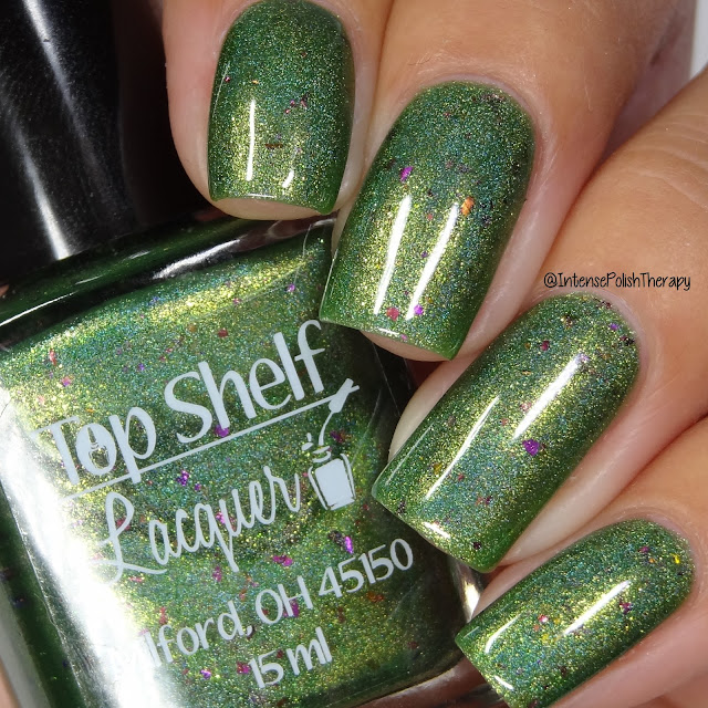 Top Shelf Lacquer - Let's Play It By Beer