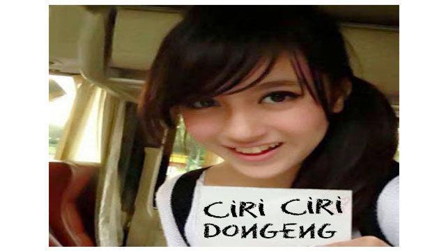 Ciri Ciri Dongeng!